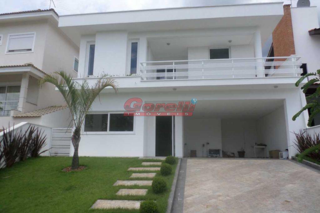 Casa residencial à venda, Condomínio Arujá 5, Arujá - CA0394.
