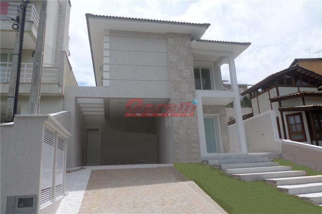 Casa residencial à venda, Condomínio Arujazinho IV, Arujá - CA0404.