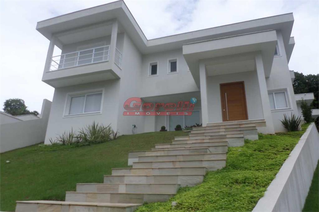 Casa residencial à venda, Condomínio Arujazinho I, II e III, Arujá - CA0413.