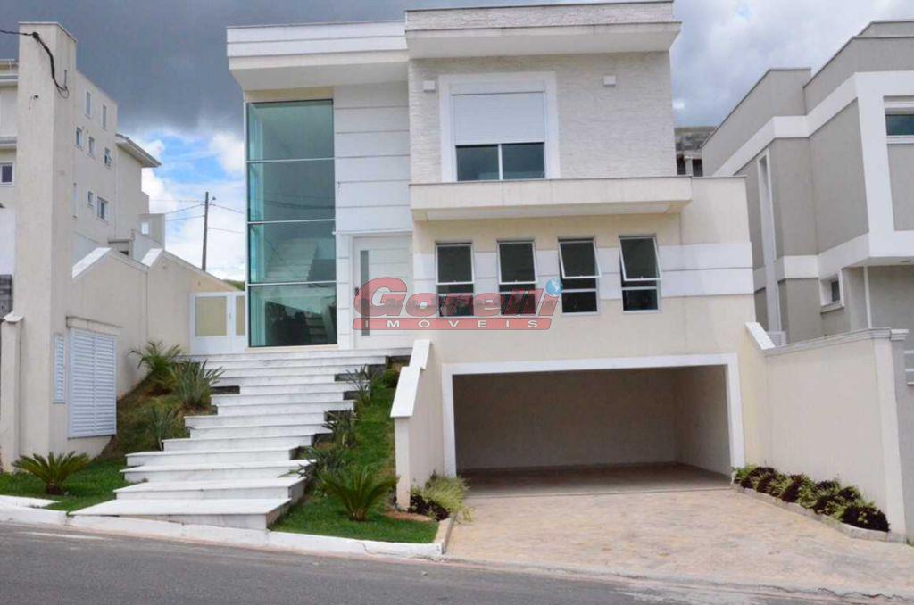 Casa residencial à venda, Condomínio Real Park, Arujá - CA0414.
