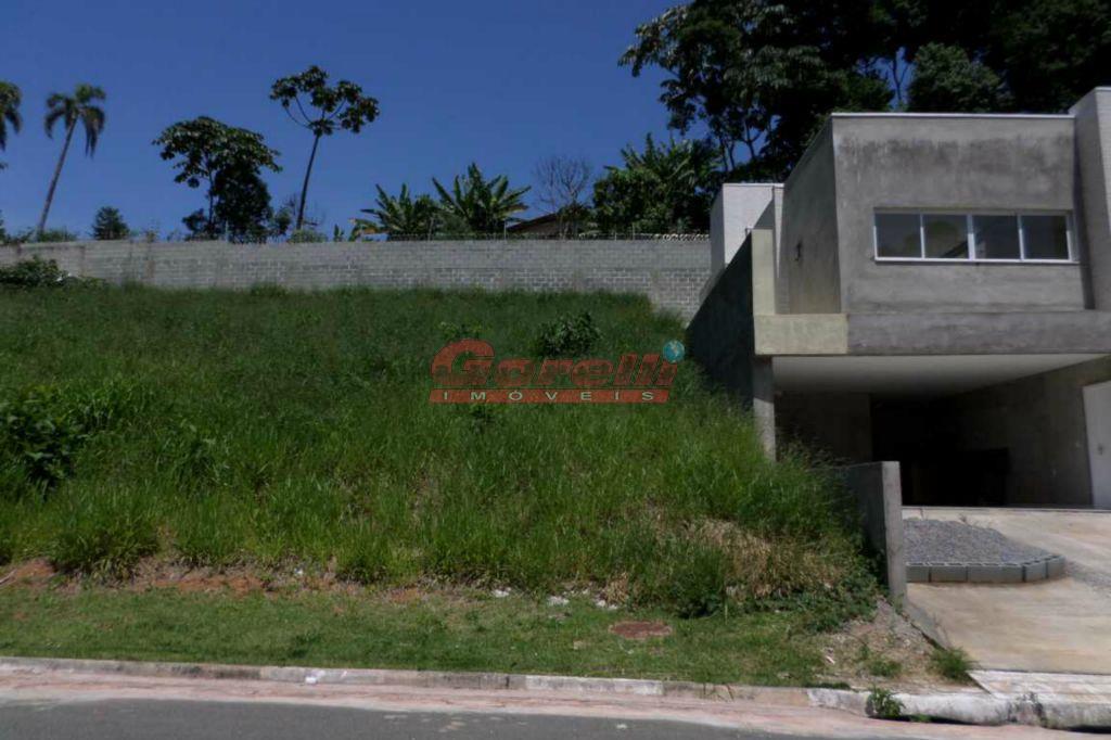 Terreno residencial à venda, Condomínio Real Park, Arujá - TE0188.