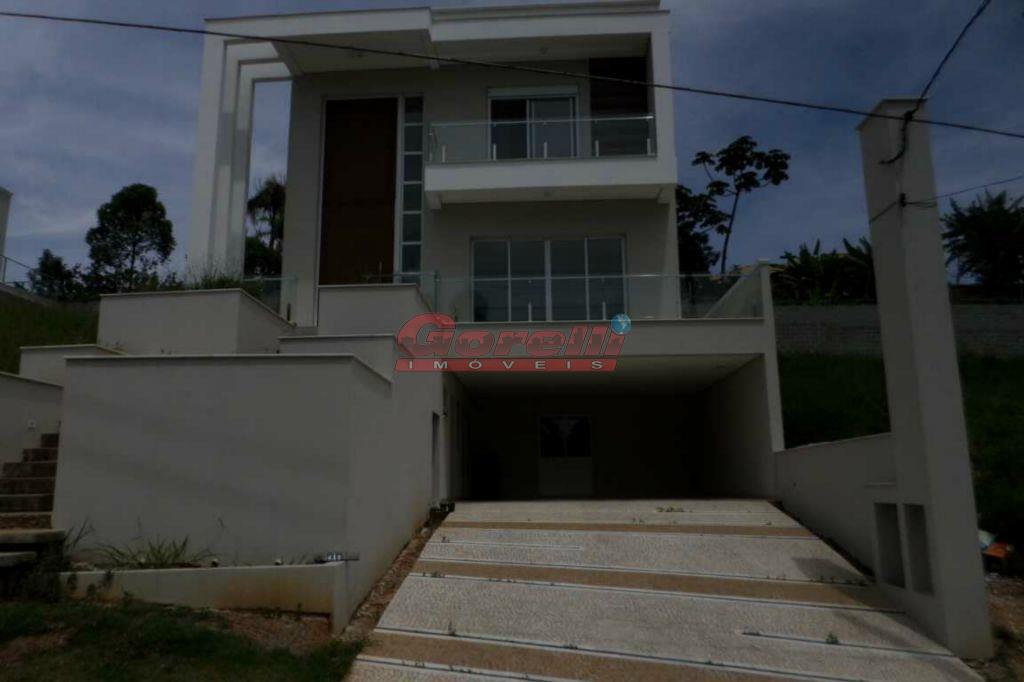 Casa residencial à venda, Condomínio Real Park, Arujá - CA0075.