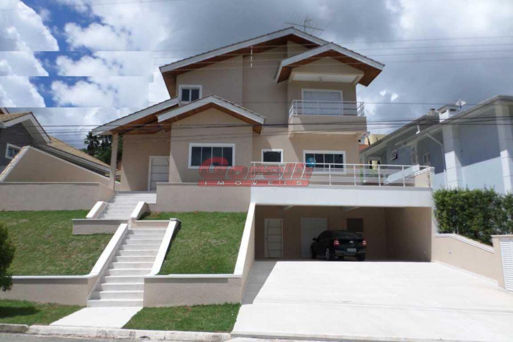 Casa residencial à venda, Condomínio Hills III, Arujá - CA0445.