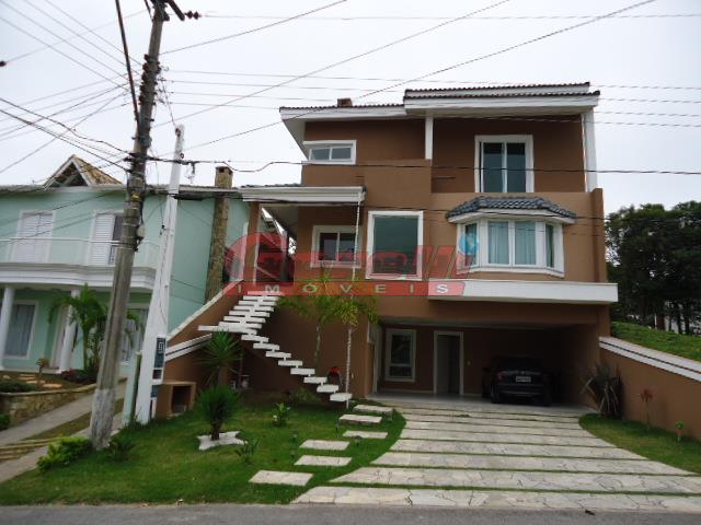 Casa residencial à venda, Condomínio Aruã, Mogi das Cruzes - CA0461.