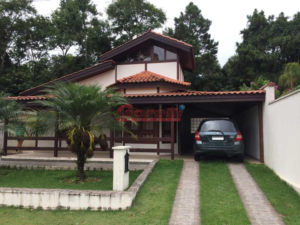 Casa residencial à venda, Condomínio Arujazinho IV, Arujá - CA0468.
