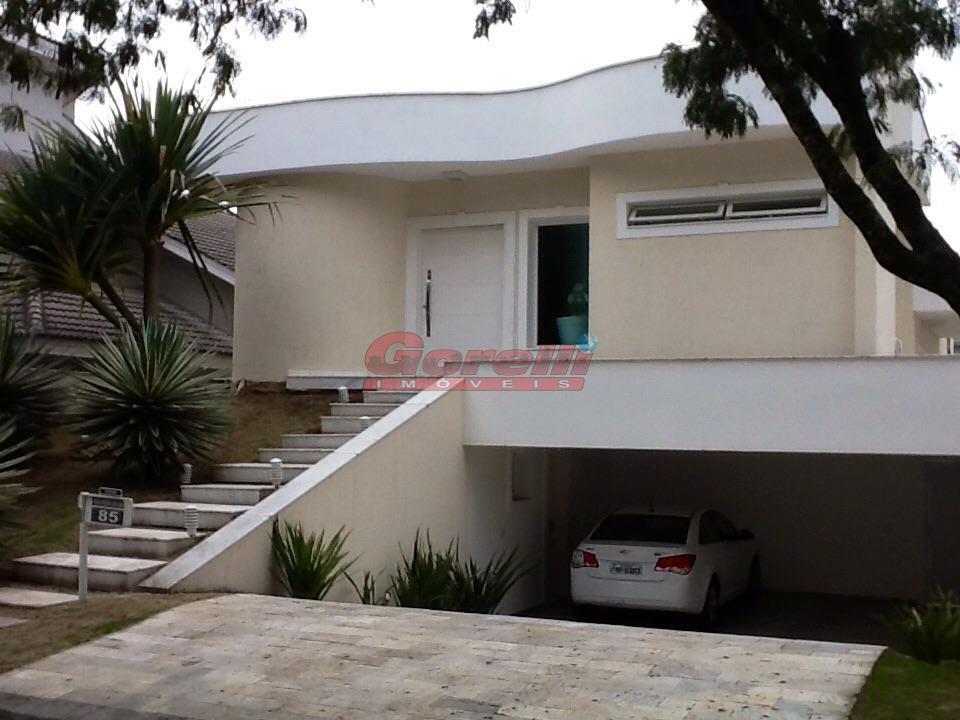 Casa residencial à venda, Condomínio Arujá 5, Arujá - CA0499.