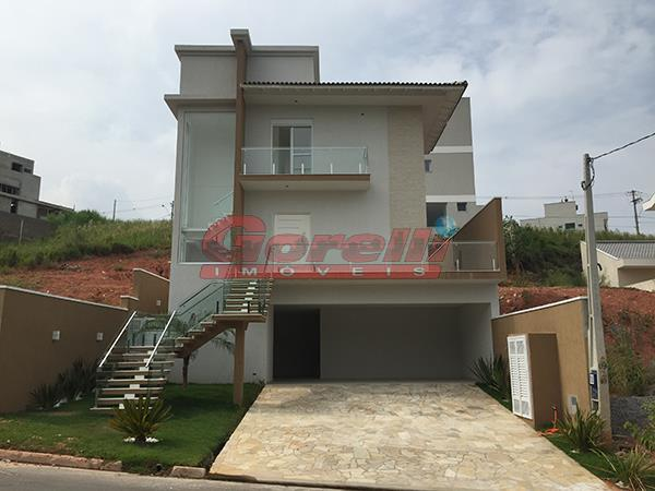 Casa residencial à venda, Condomínio Real Park, Arujá - CA0523.