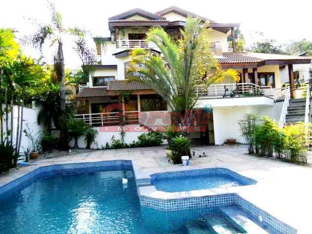 Casa residencial para venda e locação, Condomínio Arujazinho IV, Arujá - CA0540.