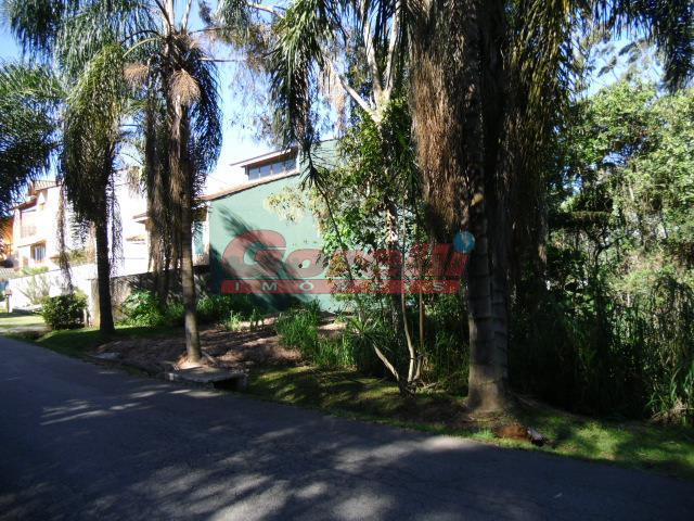 Terreno  residencial à venda, Condomínio Aruã, Mogi das Cruzes.