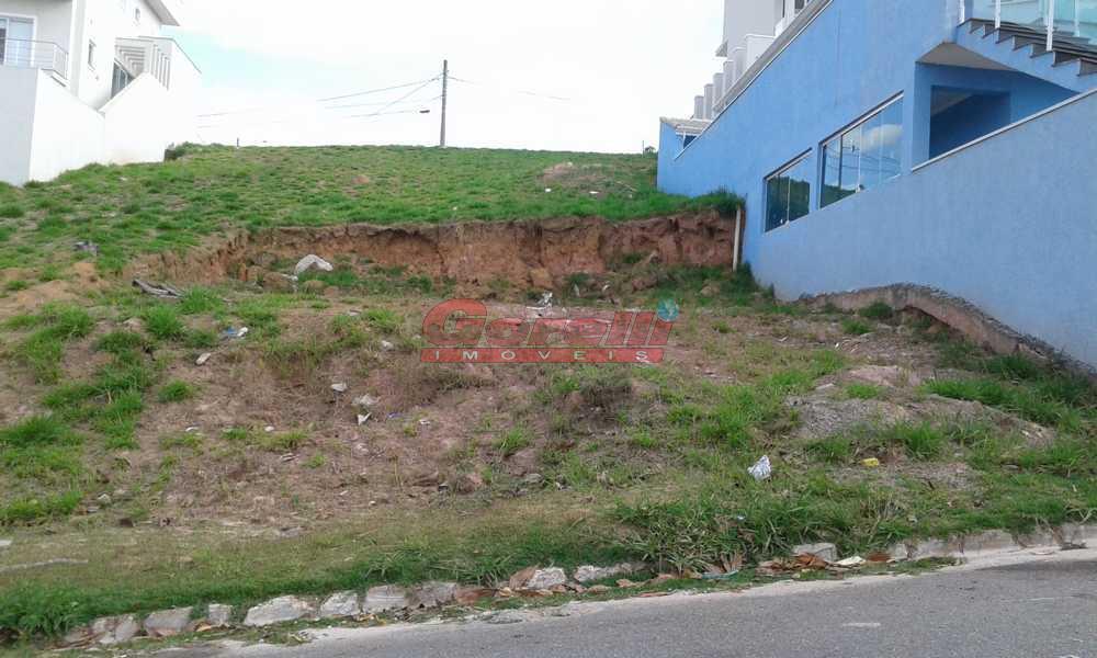 Terreno residencial à venda, Condomínio Real Park, Arujá - TE0209.