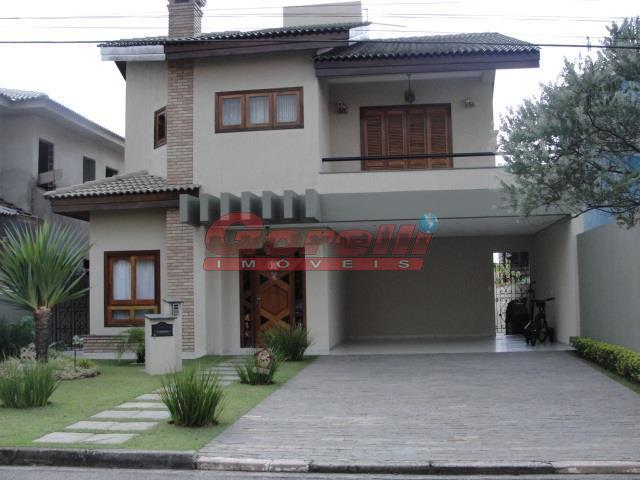 Casa residencial para venda e locação, Condomínio Arujá 5, Arujá - CA0587.