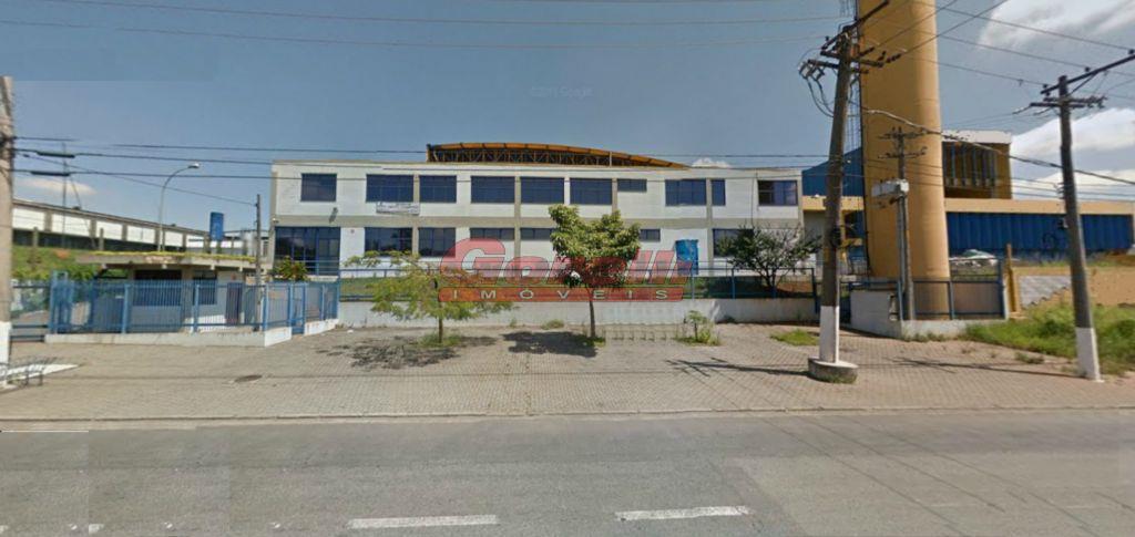 Galpão industrial para locação, Perová, Arujá - GA0020.