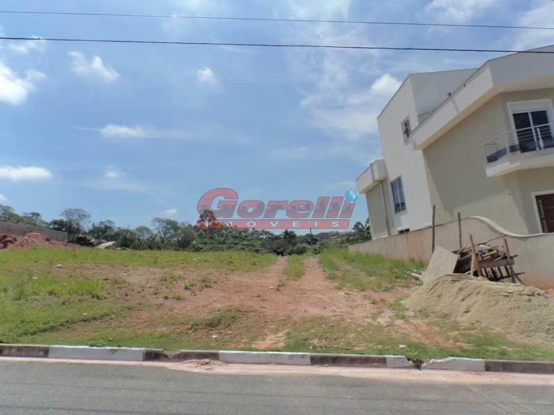 Terreno residencial à venda, Condomínio Real Park, Arujá - TE0025.