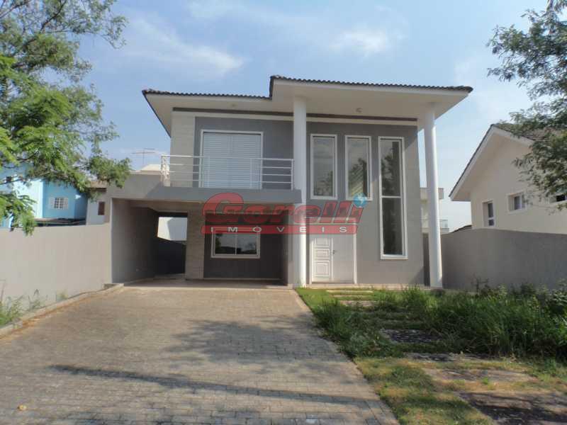Casa residencial para venda e locação, Condomínio Arujá 5, Arujá - CA0527.