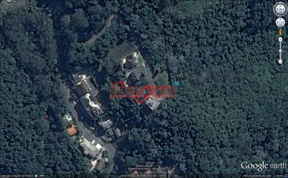 Terreno residencial à venda, Condomínio Hill's I e II, Arujá - TE0080.