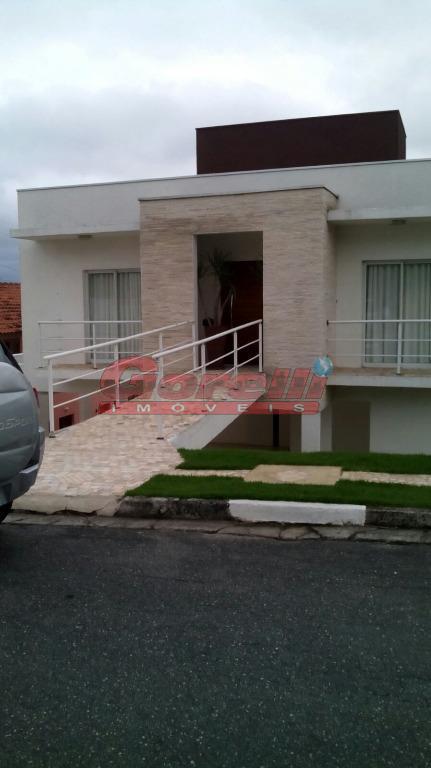 Casa residencial para venda e locação, Condomínio Hills III, Arujá - CA0161.