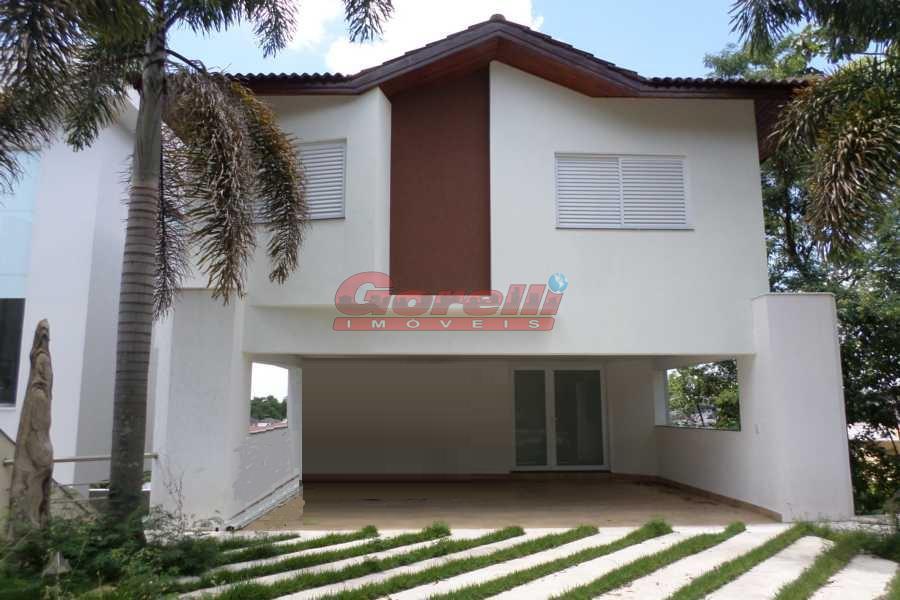Casa residencial para venda e locação, Condomínio Arujá 5, Arujá - CA0301.