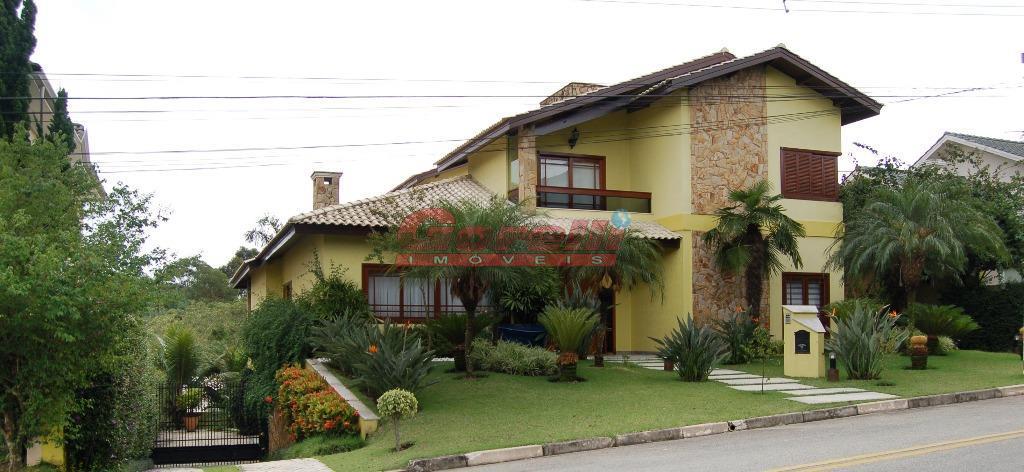 Casa residencial à venda, Condomínio Arujá 5, Arujá - CA0606.