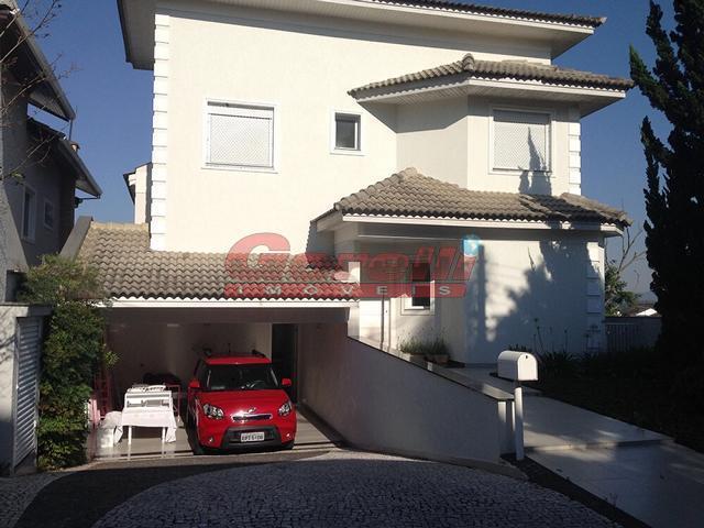 Casa residencial à venda, Condomínio Arujá 5, Arujá - CA0673.