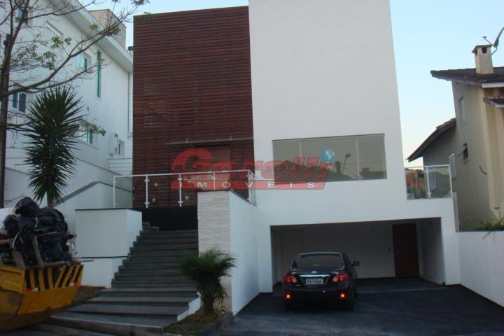 Casa residencial à venda, Condomínio Arujá 5, Arujá - CA0659.