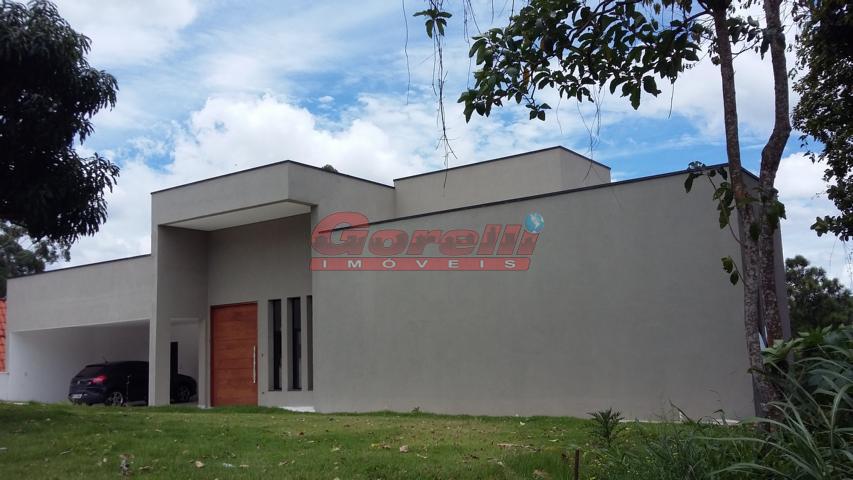 Casa residencial à venda, Condomínio Hill's I e II, Arujá - CA0503.
