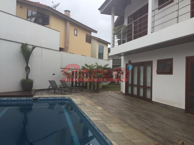 Casa residencial à venda, Condomínio Arujá 5, Arujá - CA0702.