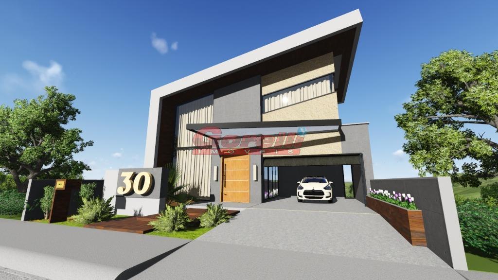 Terreno residencial à venda, Condomínio Hills III, Arujá - TE0288.