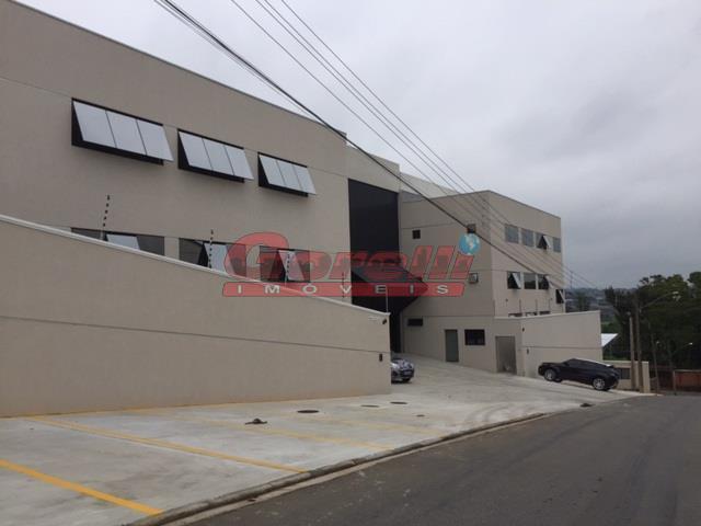 Galpão comercial para locação, Una, Itaquaquecetuba - GA0043.