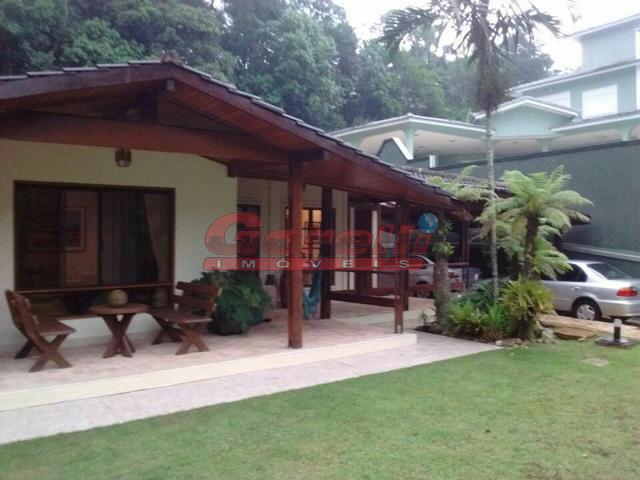 Casa residencial à venda, Condomínio Hill's I e II, Arujá - CA0735.