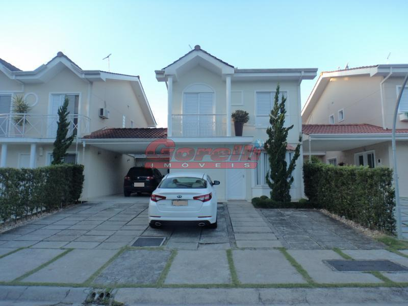 Casa residencial à venda, Condomínio Sunville, Arujá.