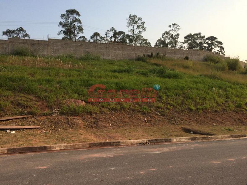 Terreno residencial à venda, Condomínio Real Park, Arujá - TE0322.