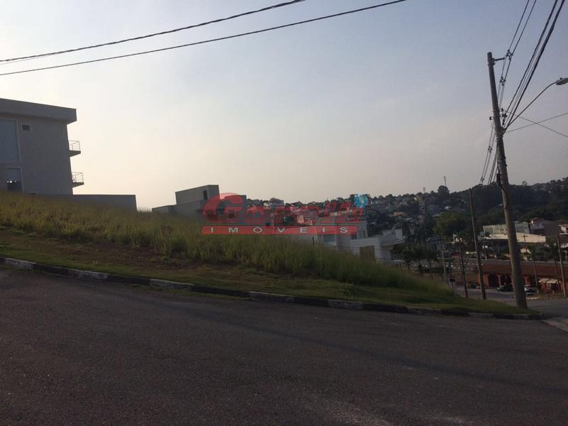 Terreno residencial à venda, Condomínio Real Park, Arujá - TE0089.