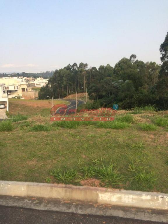 Terreno residencial à venda, Condomínio Real Park, Arujá - TE0218.