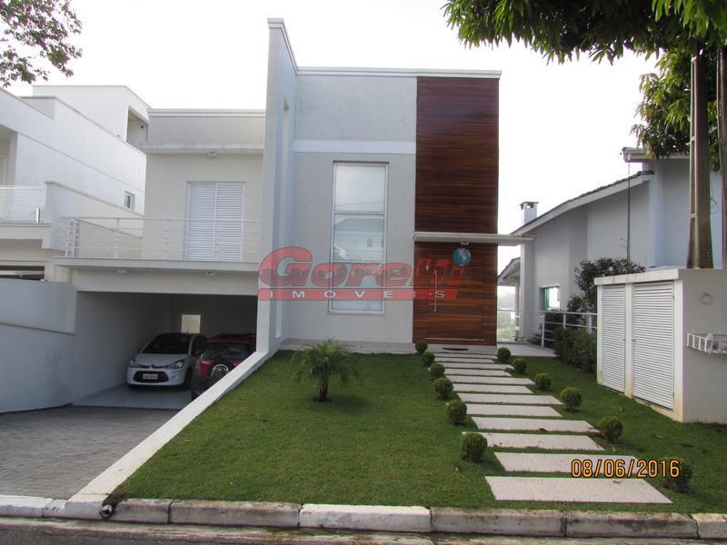 Casa residencial à venda, Condomínio Arujá 5, Arujá - CA0395.
