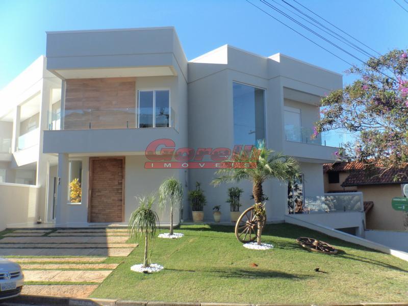 Casa residencial à venda, Condomínio Arujá 5, Arujá - CA0399.