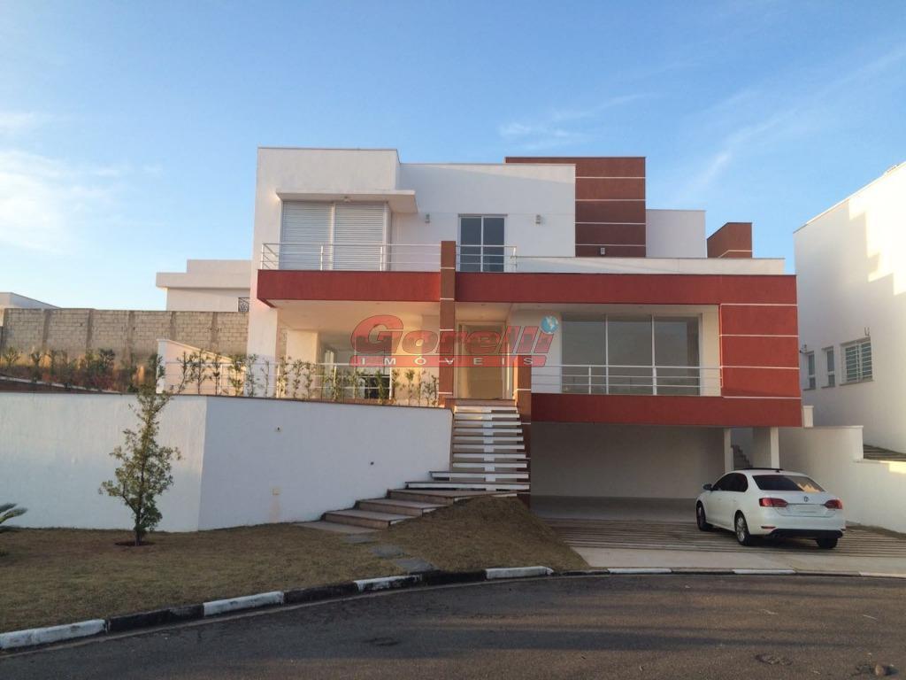 Casa residencial para venda e locação, Condomínio Verdes Lagos, Arujá - CA0310.