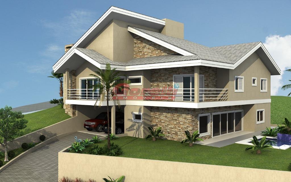 Terreno residencial à venda, Condomínio Hills III, Arujá - TE0385.