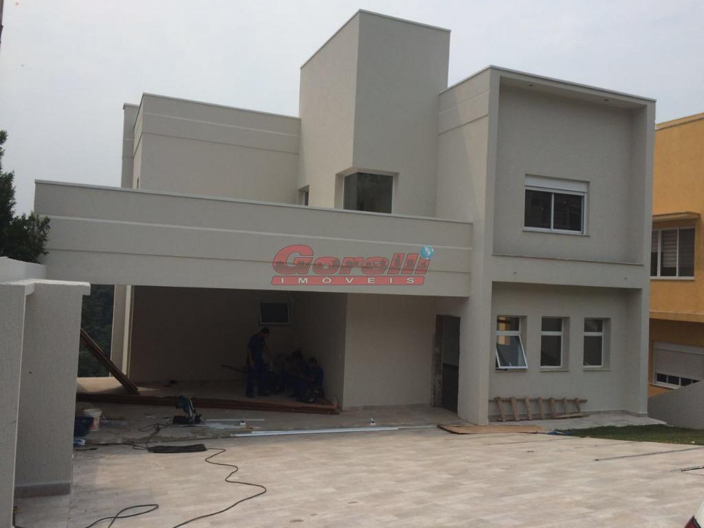 Casa residencial à venda, Condomínio Hills III, Arujá - CA0852.