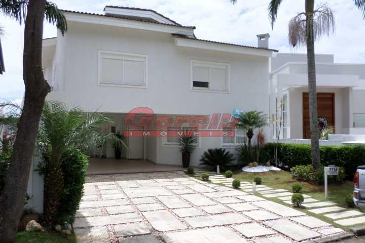 Casa residencial à venda, Condomínio Arujá 5, Arujá - CA0888.