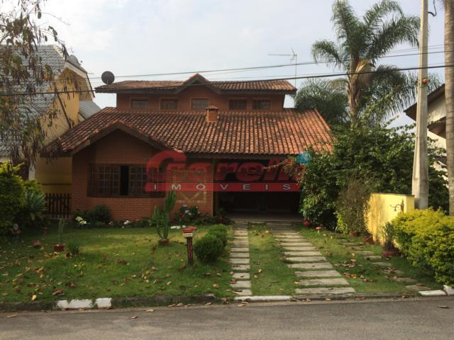 Casa residencial à venda, Condomínio Arujá 5, Arujá - CA0898.