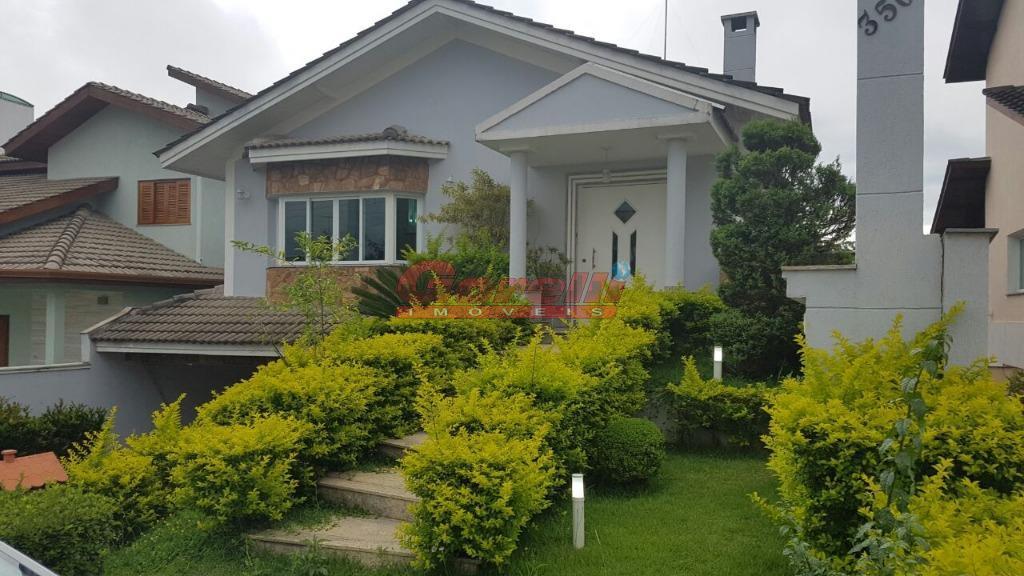 Casa residencial à venda, Condomínio Arujá 5, Arujá - CA0916.
