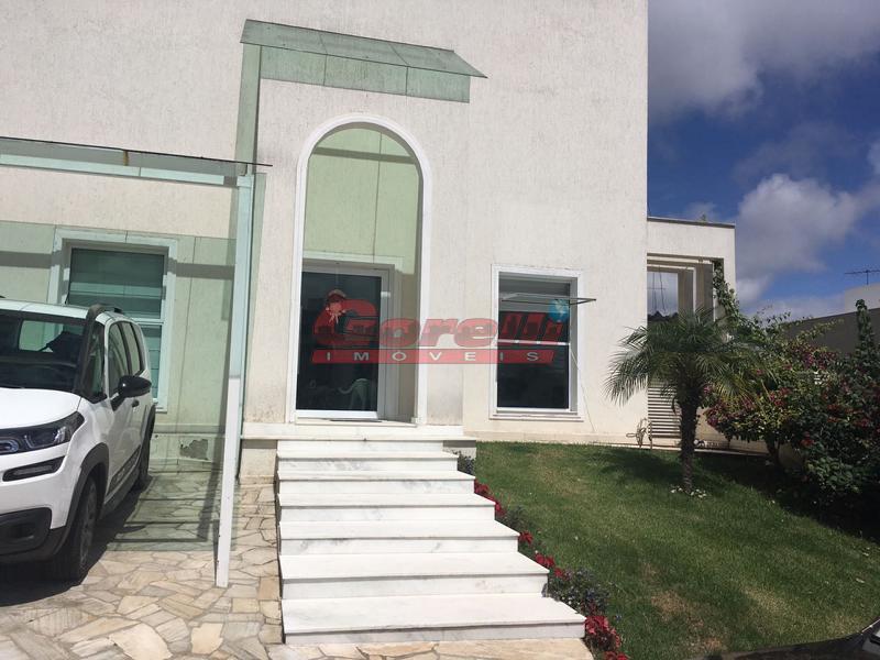 Casa residencial para venda e locação, Condomínio Real Park, Arujá - CA0073.