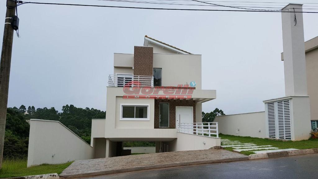 Casa residencial à venda, Condomínio Real Park, Arujá - CA0713.