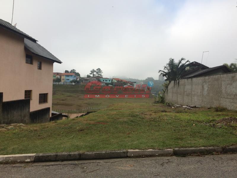 Terreno à venda, 367 m² por R$ 350.000 - Condomínio Arujá 5 - Arujá/SP
