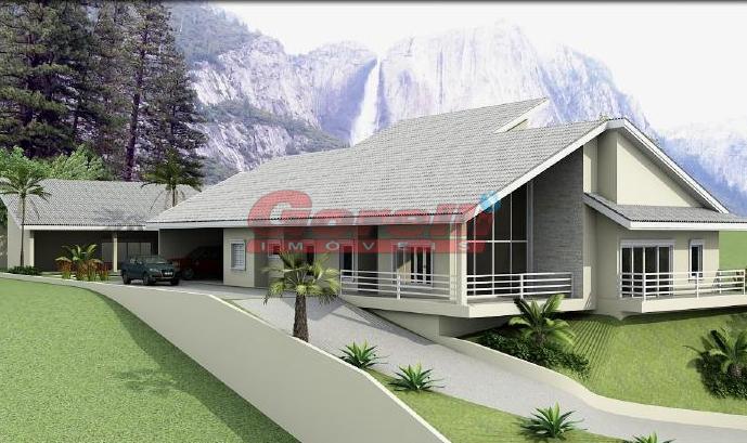 -com projeto já aprovado, casa térrea . ------com terraplanagem, poste de luz .----