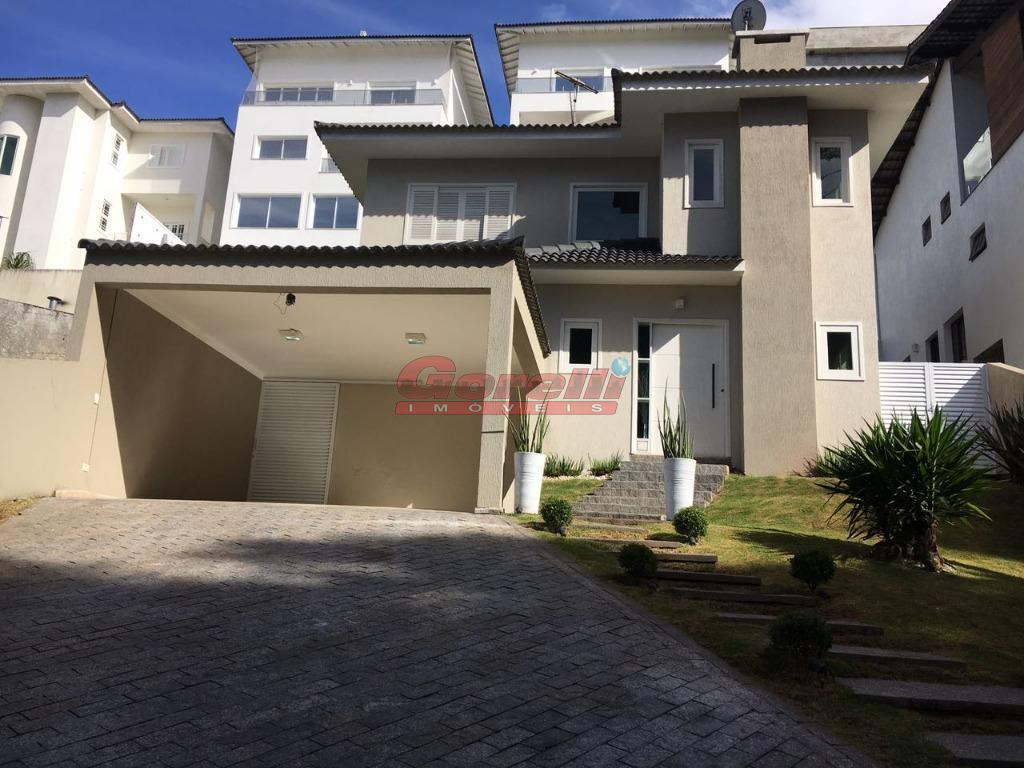Casa residencial para venda e locação, Condomínio Arujá 5, Arujá - CA1029.