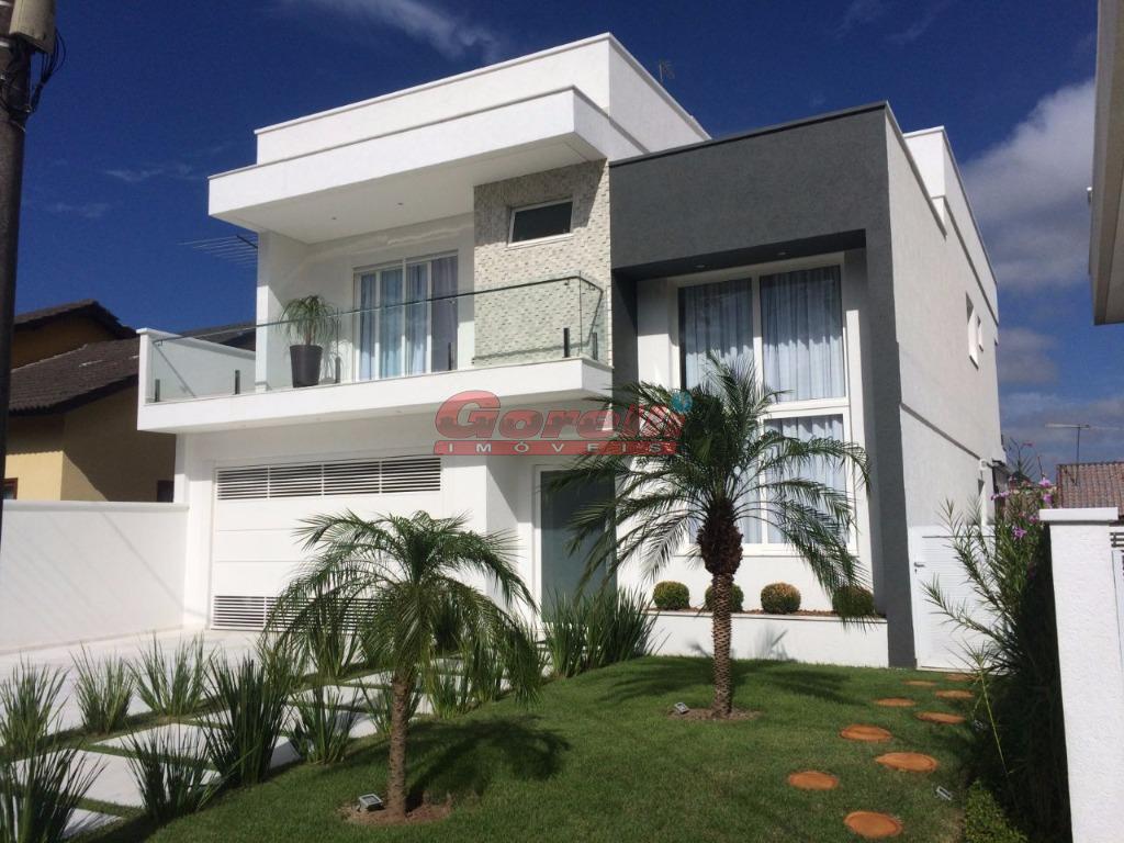 Casa com 4 dormitórios à venda, 300 m² por R$ 2.300.000 - Condomínio Arujá 5 - Arujá/SP