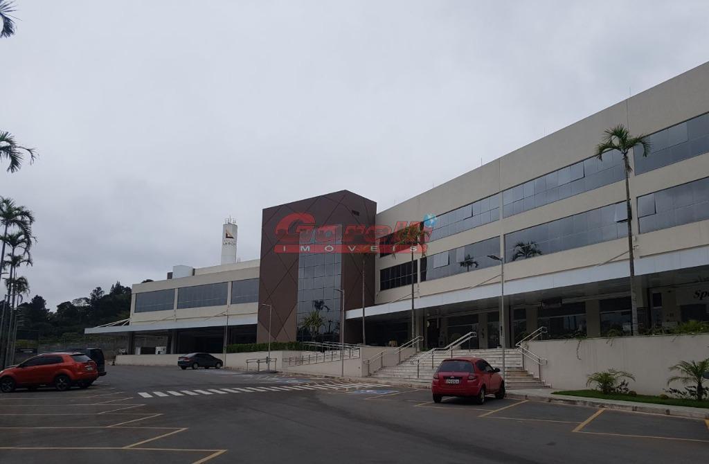 Sala comercial para locação, Caputera, Arujá - SA0026.
