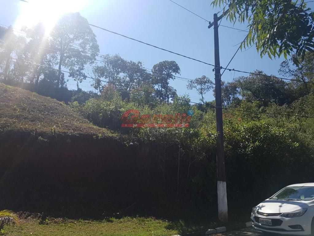 Terreno residencial à venda, Condomínio Arujazinho I, II e III, Arujá - TE0287.