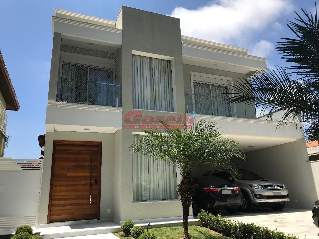 Casa residencial à venda, Condomínio Arujá 5, Arujá - CA0022.